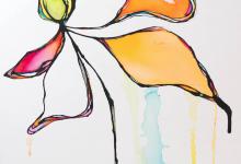 Joy iv availble @the colour trap gallery